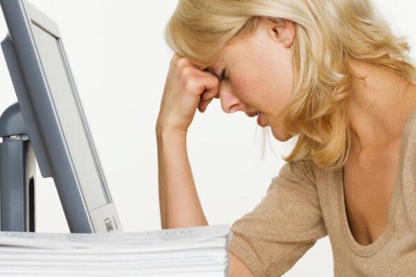Cómo lidiar con el estrés laboral