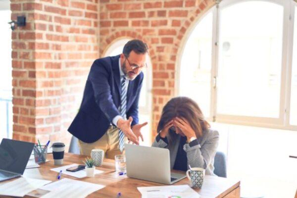 Bullying en el lugar de trabajo: cómo enfrentarse a su jefe