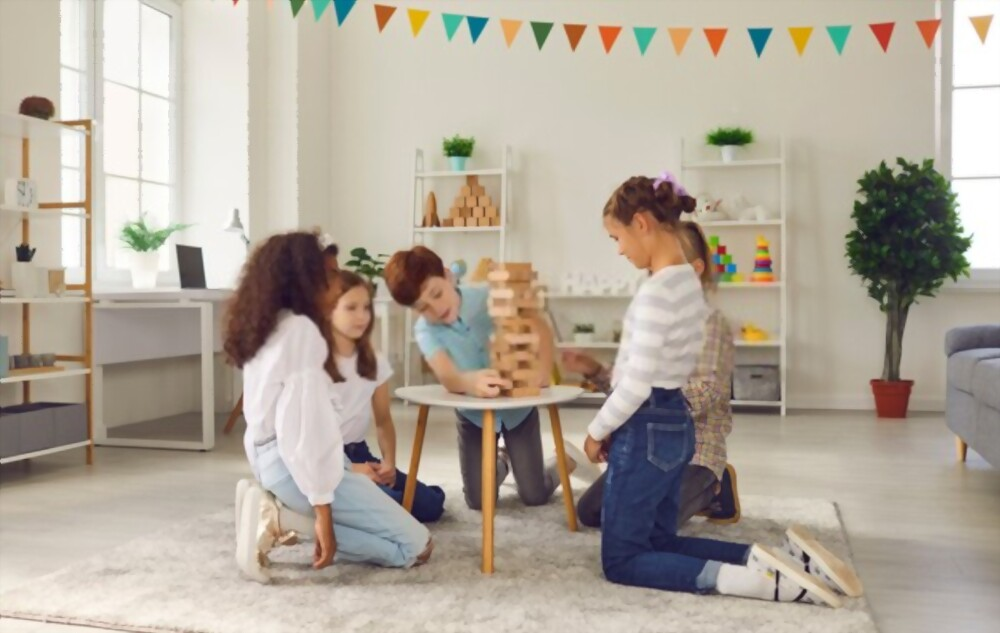 35 actividades agradables para niños ( sin pantallas )